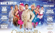 Cinderella now open at St Helens Theatre Royal starring Marc Baylis