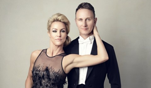 National Tour: Somewhere In Time – An Audience With Ian Waite & Natalie Lowe