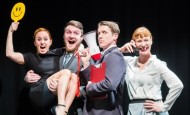 National Tour: Tmesis Theatre's Happy Hour