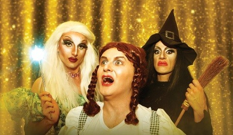 The Ruby Slippers opens in Blackpool!