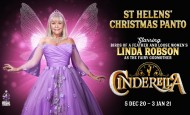 BIRDS OF A FEATHER STAR LINDA ROBSON TO HEADLINE ST HELENS THEATRE ROYAL'S CHRISTMAS PANTOMIME